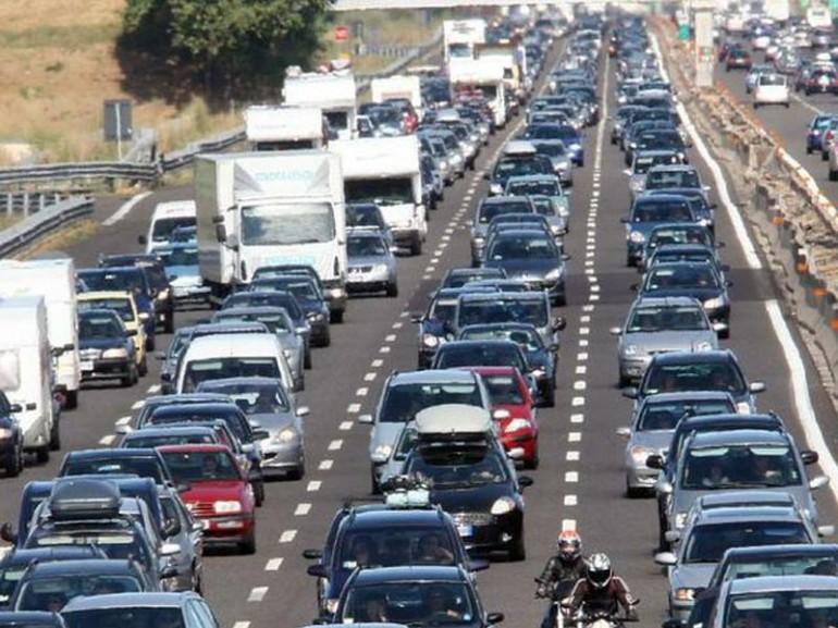 autostrada milano rimini traffico - photo#27
