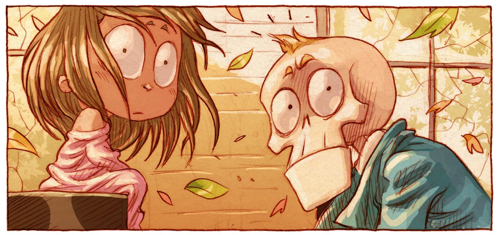 Una fra le emozionanti illustrazioni di Mad