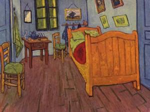 Vincent Van Gogh, La camera di Vincent ad Arles (1888), Van Gogh Museum Amsterdam