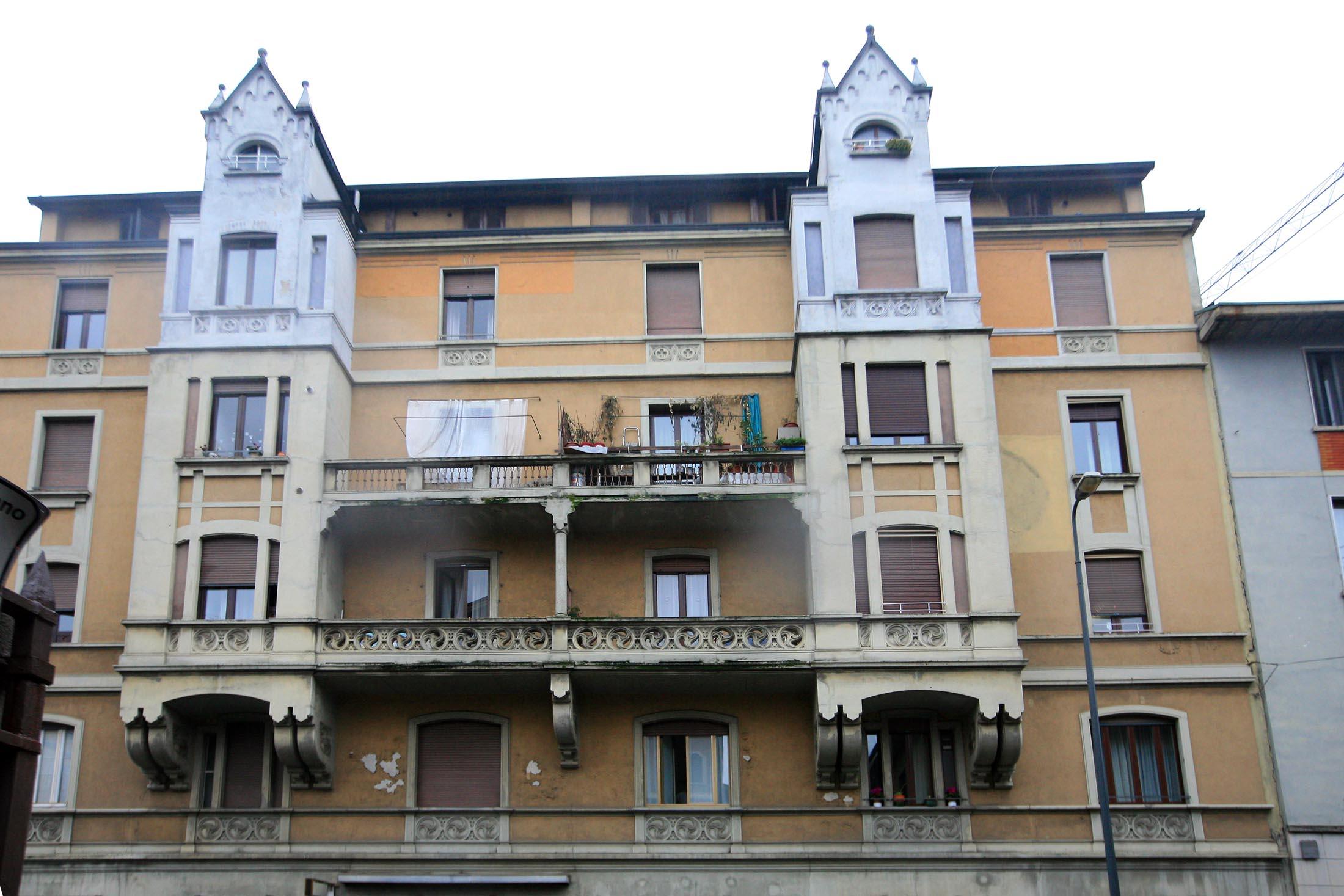 L amministratore di condominio e i balconi for Balconi condominio