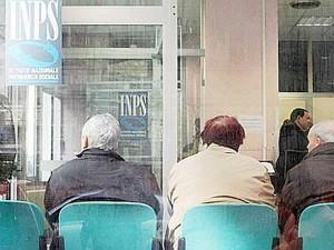 inps pensioni  sociale residenti