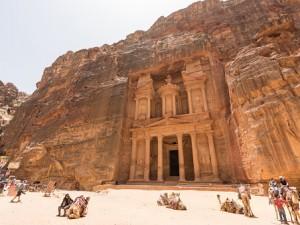 El Khasneh, Petra, Giordania