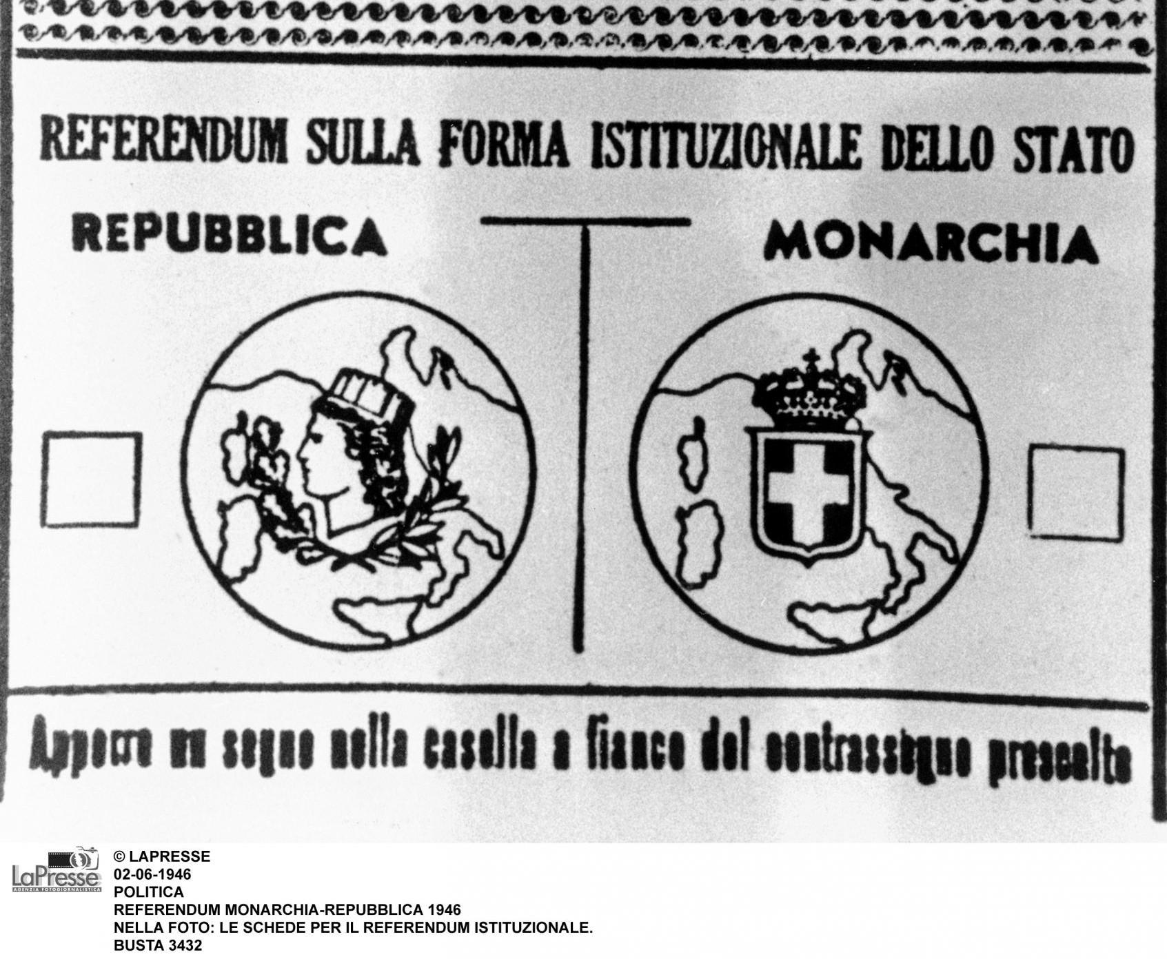 2 giugno 1946 la scelta epocale for Repubblica parlamentare italiana