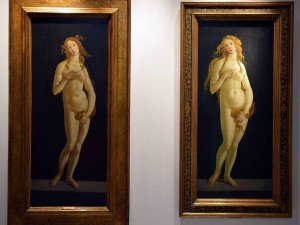 """""""Venere incontra Venere"""" in Galleria Sabauda ai Musei reali di Torino"""
