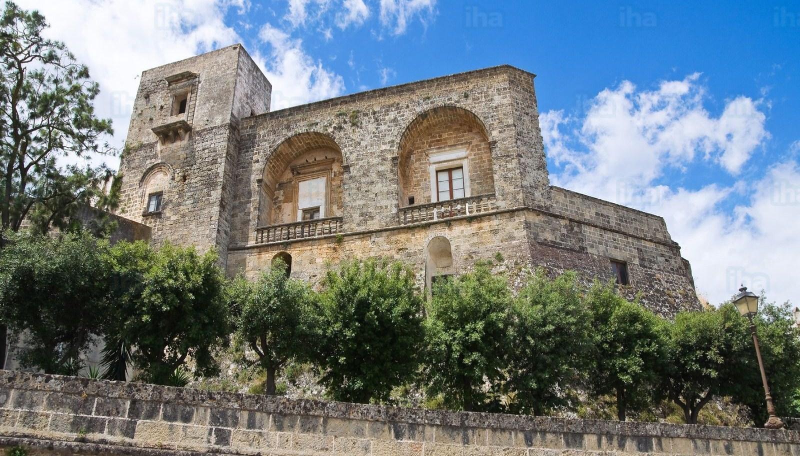 Il castello di Ugento