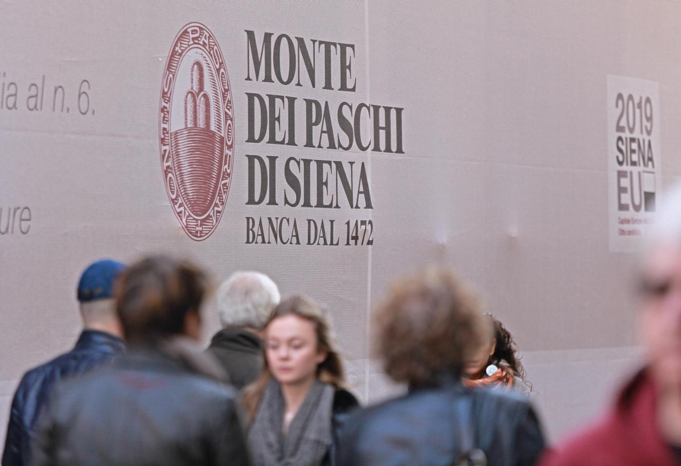 Fallita ricapitalizzazione Mps: il governo stanzia 20 mld per salvare le banche italiane