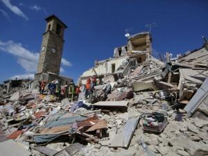Terremoto: in Italia c'è il rischio di disastri più alto di tutto l'Occidente