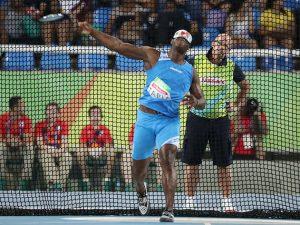 Paralimpiadi 2016, Tapia orgoglio azzurro: argento nel lancio del disco