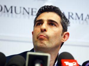 Il sindaco di Parma Pizzarotti sarebbe pronto a dire addio al M5S