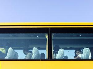 La decisione del sindaco di Calizzano (Savona): bus diversi per migranti e studenti