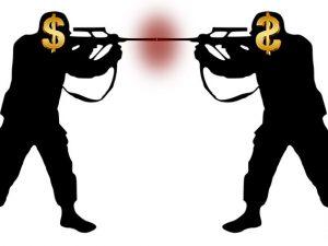 L'economia ha dichiarato guerra alla religione