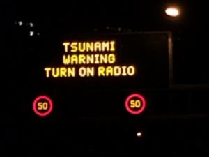 Tsunami Nuova Zelanda, evacuato centro della capitale Wellington