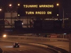 """Tsunami Nuova Zelanda, allarme protezione civile: """"Correte subito verso i piani alti"""""""