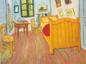 La camera di Vincent ad Arles, 1888, Van Gogh Museum, Amsterdam