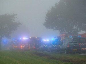 Francia, scontro tra scuolabus e camion: un morto e due bambini gravemente feriti