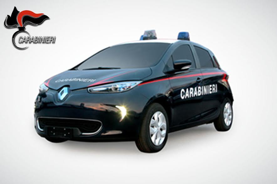 convenzione fiat arma carabinieri