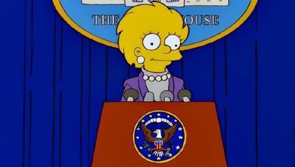 I Simpson avevano già previsto Donald Trump presidente