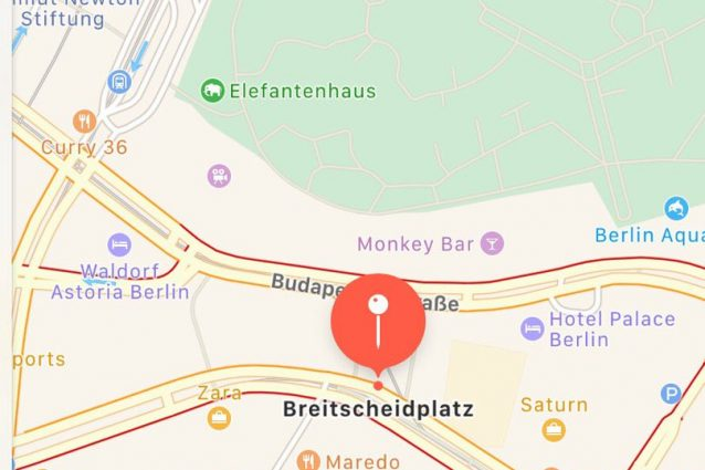 Cosa sono e dove si trovano i mercatini di natale di Breitscheidplatz