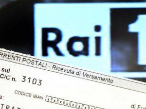Il Canone Rai in bolletta ha portato allo scoperto 5,6 milioni di evasori
