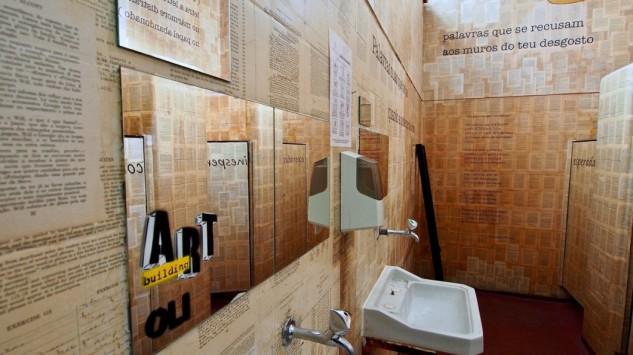 I bagni pubblici diventano opere d\'arte: Lisbona si riqualifica con ...