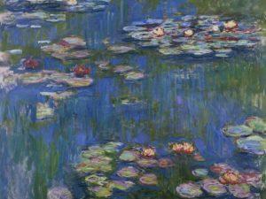 """Ninfee"", Monet"