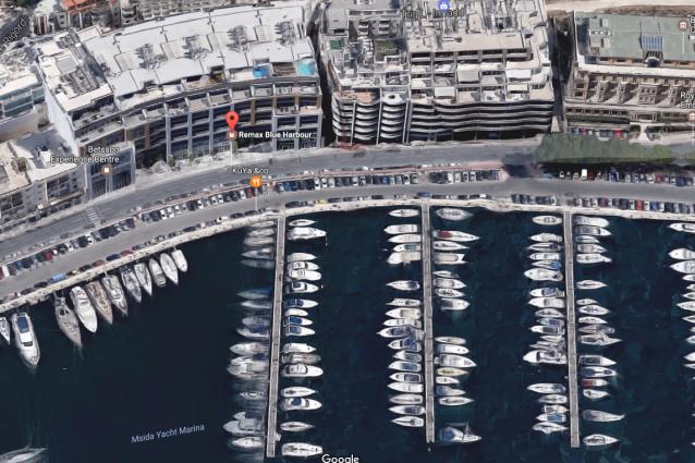La casa della famiglia Marra a Malta