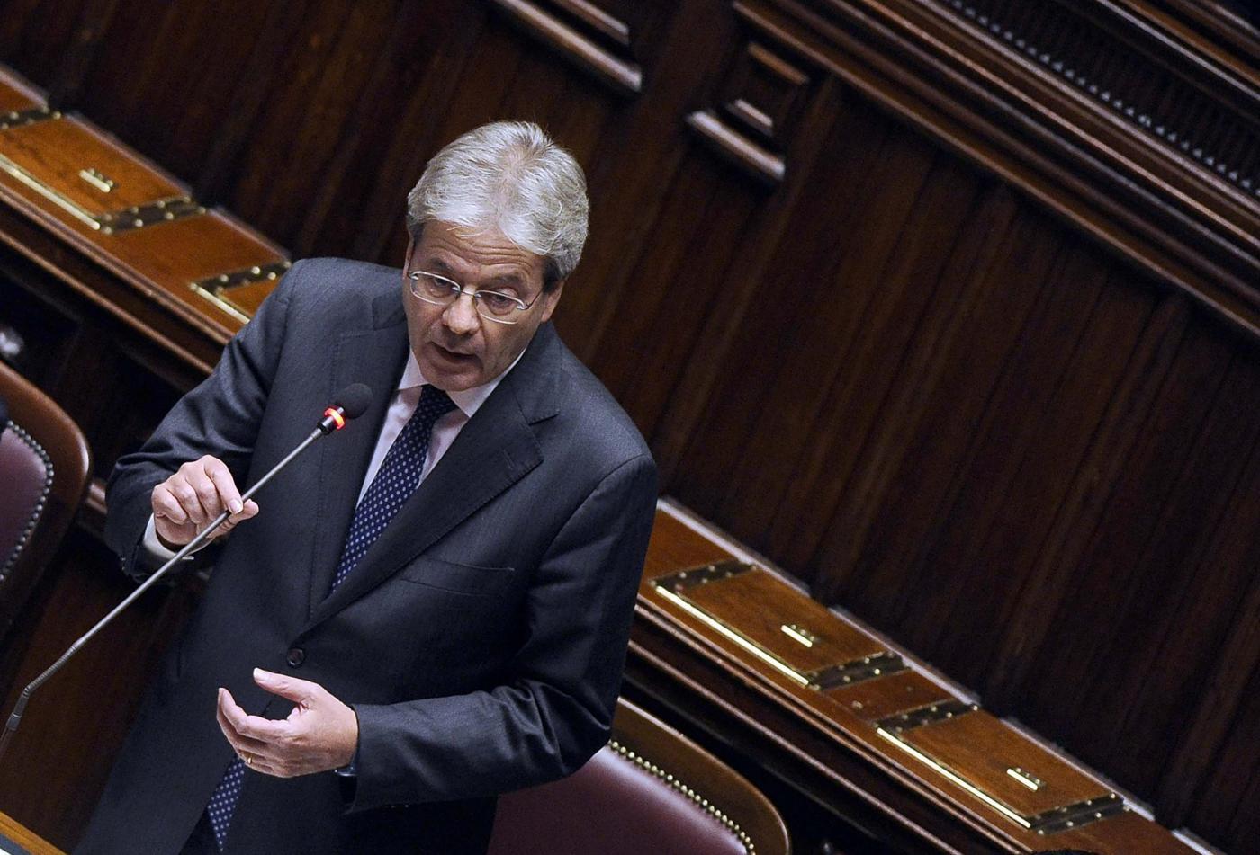 Il governo gentiloni ottiene la fiducia anche al senato for Discussione al senato oggi