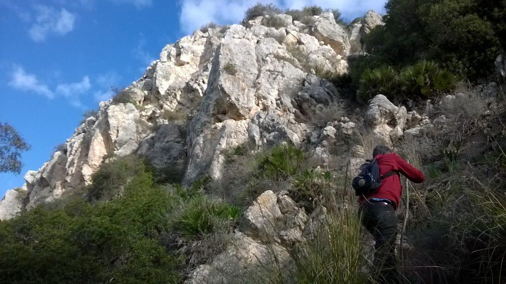 Uno scatto di Giuseppe La Spina nel territorio di Gela fra natura e meraviglie archeologiche