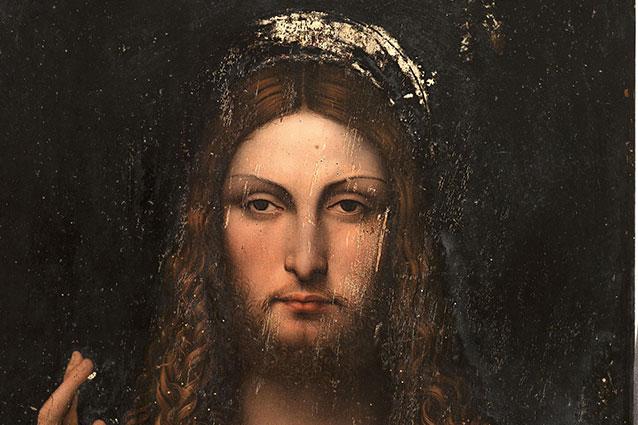 Leonardo Da Vinci Salvator Mundi >> La meraviglia del Salvator Mundi di Leonardo da Vinci al Museo Diocesano di Napoli