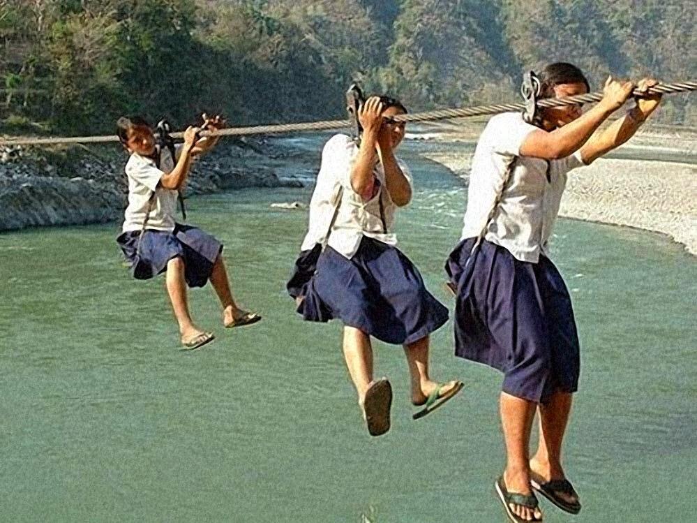 Nepal sospesi nel vuoto 2