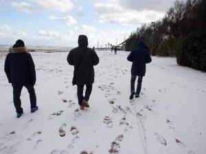 Maltempo: gelo sull'Italia, ancora freddo e neve nei prossimi giorni