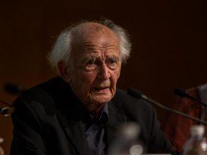 È morto Zygmunt Bauman, uno dei maggiori filosofi contemporanei