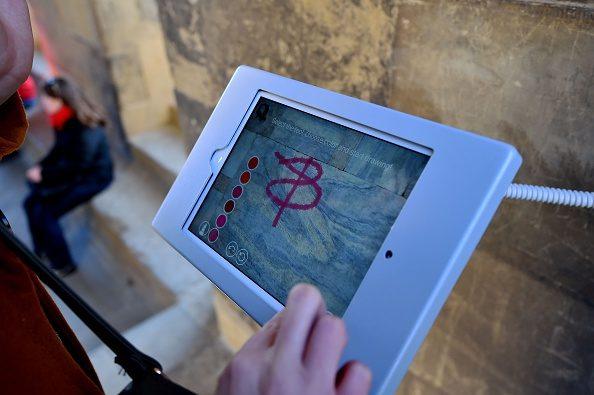 La app Autography, Museo dell'Opera del Duomo, Firenze