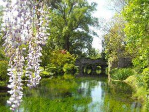 Giardino di Ninfa, riapre al pubblico uno dei monumenti naturali più belli d'Italia
