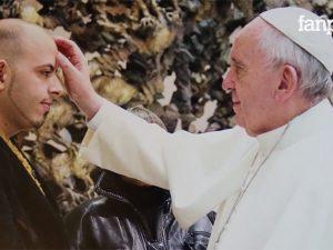 Giuseppe Consiglio e Papa Francesco