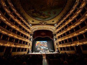 Teatro di San Carlo, Napoli