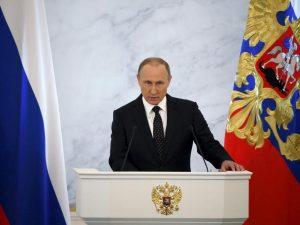 Vladimir Putin eletto presidente della Russia per la quarta