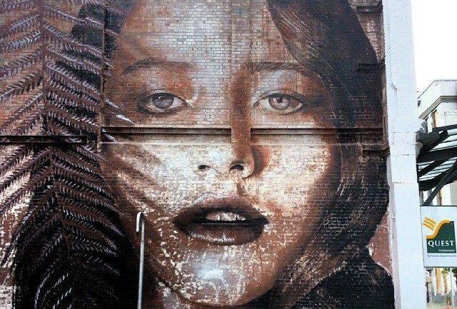 Murale di Rone
