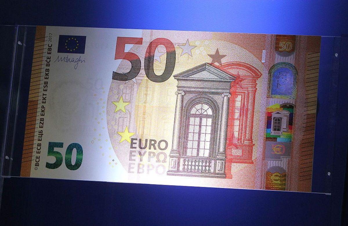 0405d315b2 Arriva la nuova banconota da 50 euro: sarà ancora più sicura