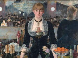 Edouard Manet, Il bar delle Folies–Bergère (1882), Courtauld Gallery, Londra