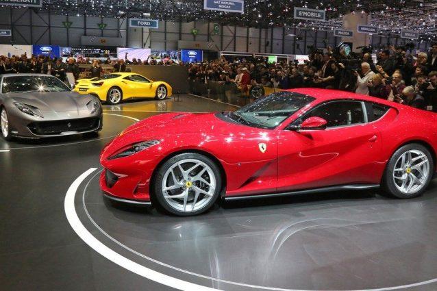La Ferrari vuol crescere ancora, grazie anche alla 812 Superfast