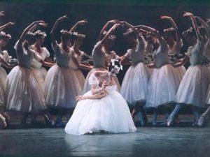 """""""La Sylphide"""" di Alessandra Ferri"""
