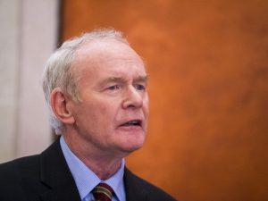 È morto Martin McGuinness, ex vice premier nordirlandese ed ex comandante dell'Ira