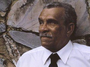Un ritratto di Derek Walcott