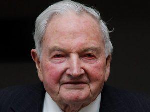 David Rockefeller è morto, il banchiere del gruppo Bilderberg aveva 101 anni