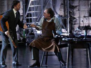 """""""Die Meistersinger von Nurnberg"""" alla Scala"""
