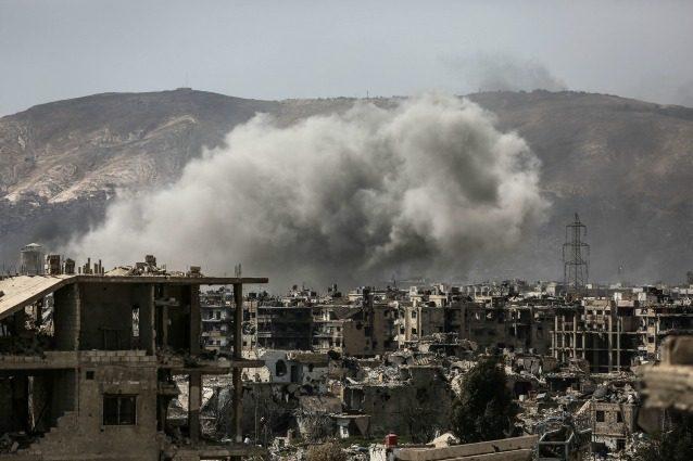 Siria, il giallo delle moschea colpita in un raid Usa