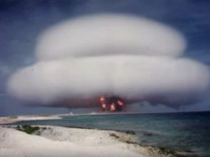 Cade il segreto sui test nucleari Usa, online i video delle esplosioni atomiche