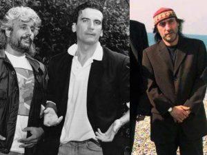 Pino Daniele, Massimo Troisi, Fausto Mesolella: quei poeti dal cuore fragile