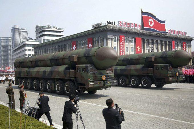 Il missile intercontinentale in grado di colpire gli Stati Uniti